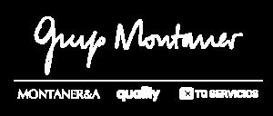 Logo Grup Montaner Blanco 1299x555