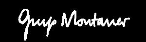 Logo Grup Montaner - blanco 1299x372