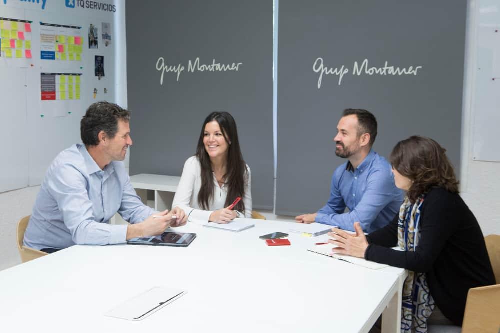 Éxito del Programa 'Impulso', un proyecto para el desarrollo del talento en Grup Montaner