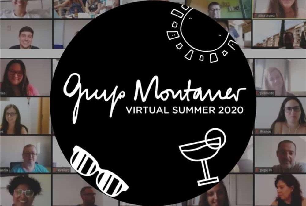 La jornada corporativa de verano de Grup Montaner se reinventa por el Covid-19