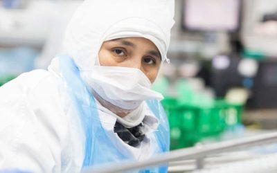 Caso de éxito mejora de Seguridad y Salud en sector Cárnicas